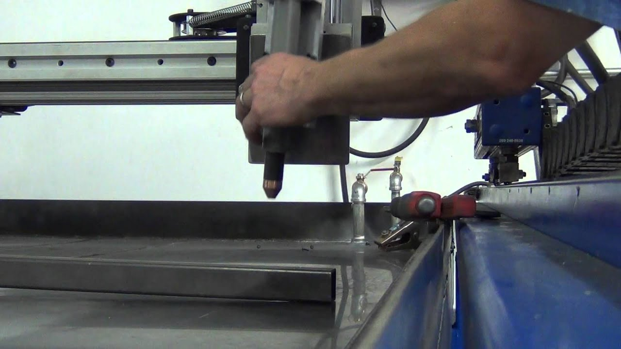 Magnetic Break Away Torch Mount Cnc Plasma Table Build