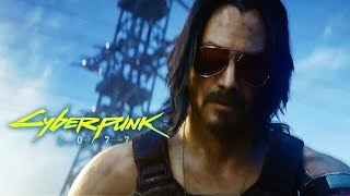 Download Cyberpunk 2077 - Official Cinematic Trailer ft. Keanu Reeves | E3 2019 Mp3 and Videos