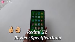 Redmi Y2 SmartPhone Review Specifications