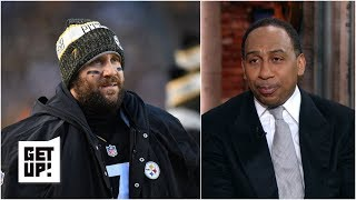 The Steelers are no longer the best team in the AFC North - Stephen A. Smith | Get Up!