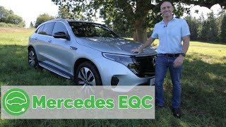 Mercedes EQC EV | Test Drive & Review | How good is the Merc?