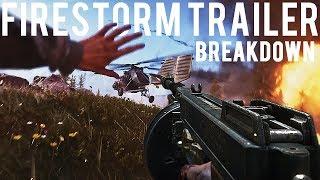 Battlefield 5 Firestorm Trailer Breakdown