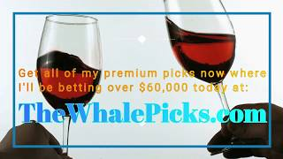 The Sports Betting Whale Won Another $28,000 Yesterday! Here's What Makes The Whale Different