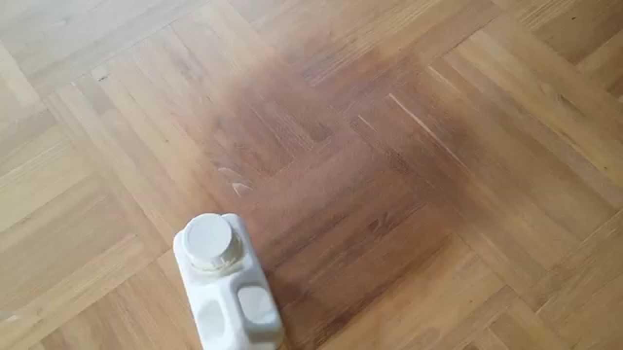Houten vloer onderhoud tips youtube