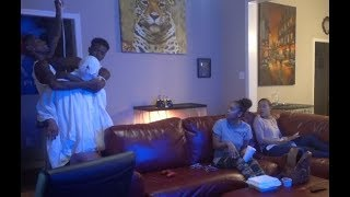 AFFILIATING WITH THE K. K. K. PRANK!!! ON FUNNYMIKE , JALIYAH , HALI & BYRD *TURNS OUT BAD