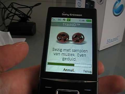 Sony Ericsson Hazel : review (1/2)