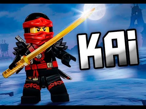 LEGO® Ninjago - Character Spot Kai [Fan Made] - YouTube