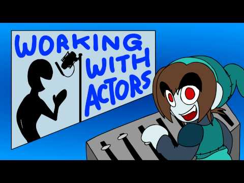 Working with Actors - Kirblog 1/31/15
