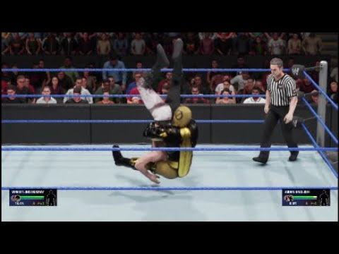 WWE 2K19 All Piledriver's |