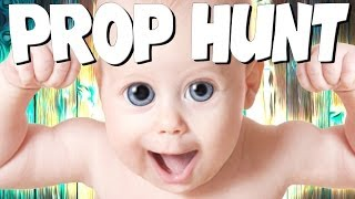 SUPER BABY | Prop Hunt