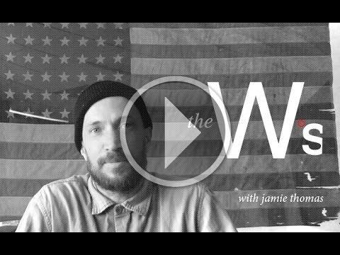 The Ws: Jamie Thomas