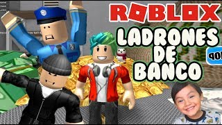 Robbers in Roblox Escape from the Police Roblox Roleplay Games