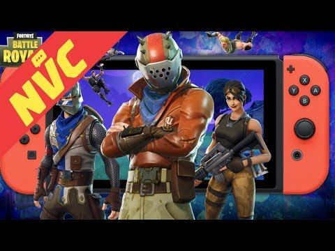 Will Fortnite Ever Come to Nintendo Switch?  Nintendo Voice Chat Teaser