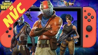 Will Fortnite Ever Come to Nintendo Switch? - Nintendo Voice Chat Teaser