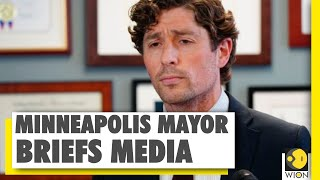 Minneapolis Mayor Jacob Frey speaks on George Floyd's death protests