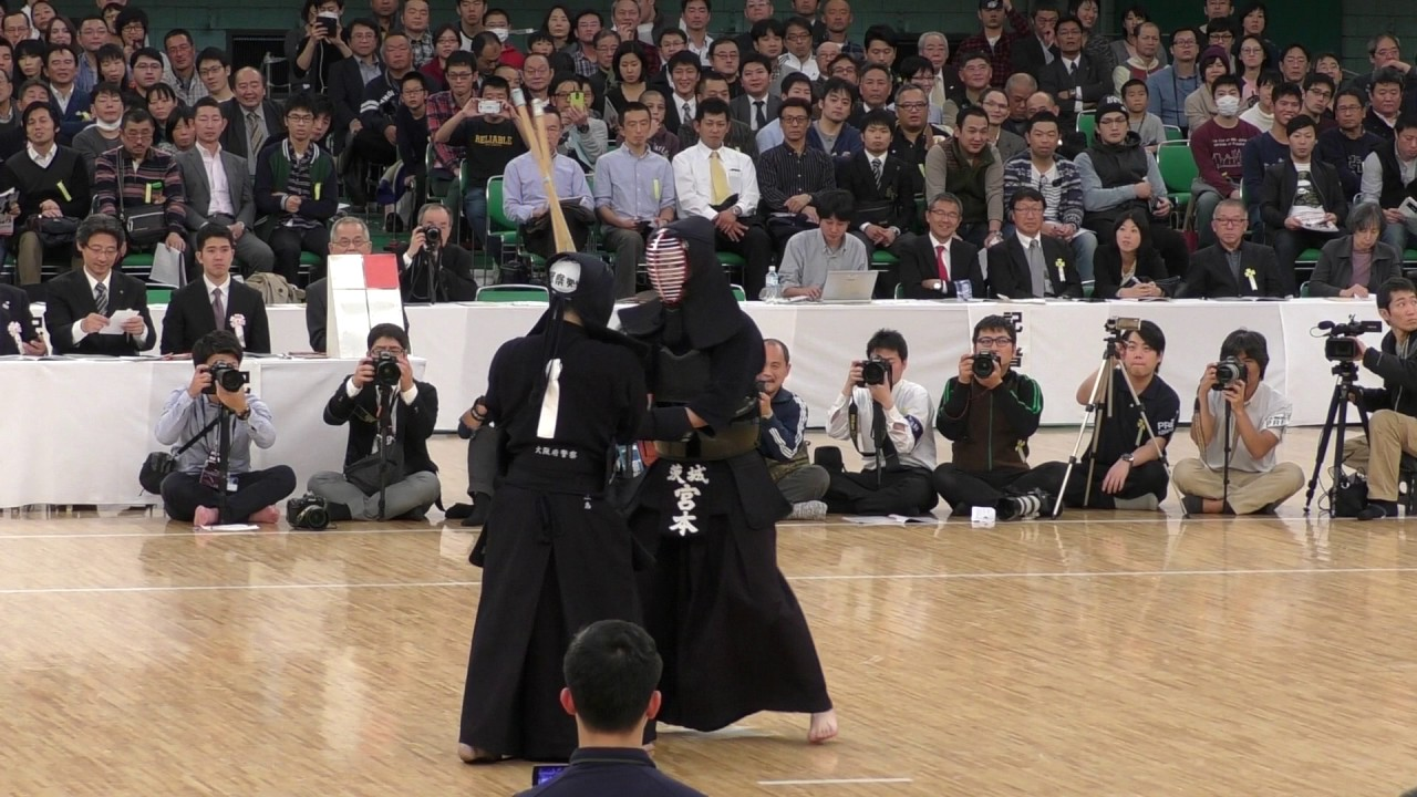 高画質】第64回全日本剣道選手権...