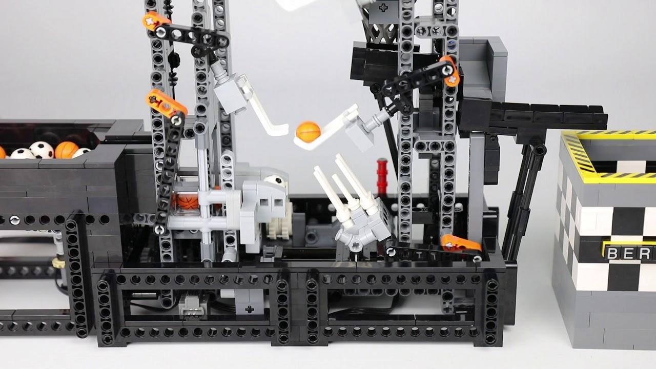 Lego Hockey Sticks Set