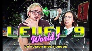 INSERT COIN 1x09 - La Poción Multijugos feat RaulDG y Porexpan