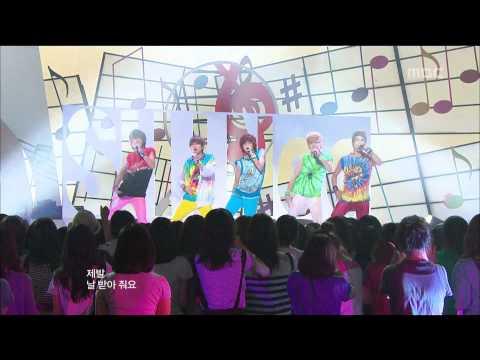 SHINee - Juliette, 샤이니 - 줄리엣, Music Core 20090627