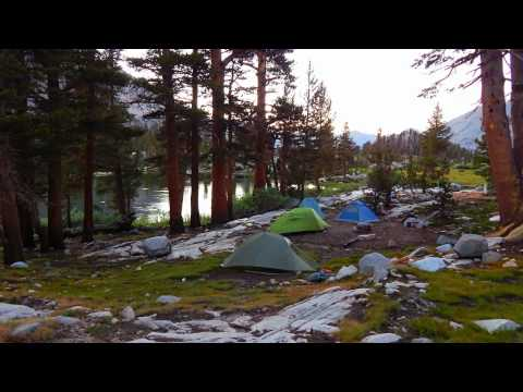 John Muir Trail 2013 Pix Slide With Commentary