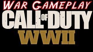 My Best War Gameplay! (Call Of Duty World War II Beta)