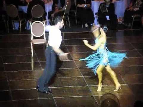 Maksim Chmerkovskiy and Daria Chesnokova Hammerstein Ballroom