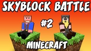 ★ Minecraft: Skyblock Battle ★ Ep.2, Dumb and Dumber