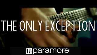 Paramore - The Only Exception (Fingerstyle acoustic guitar cover by Luis Fascinetto)