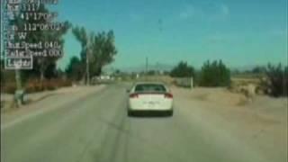 違反者を追跡! 警察官は見た、逃走ドライバーの驚愕の真実