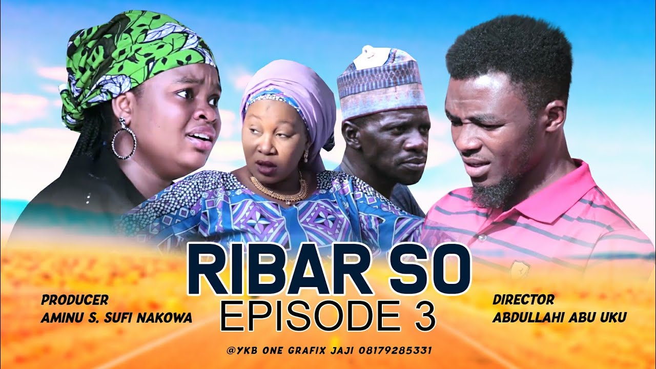 Download RIBAR SO EPISODE (3) COMPLETE