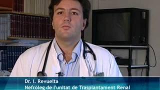 El Clínic realitza el primer trasplantament creuat de ronyó de donant viu dEspanya
