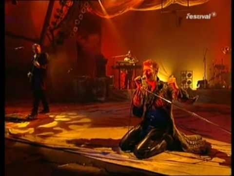 DAVID BOWIE - THE HEART'S FILTHY LESSON - LIVE LORELEY 1996 - HQ