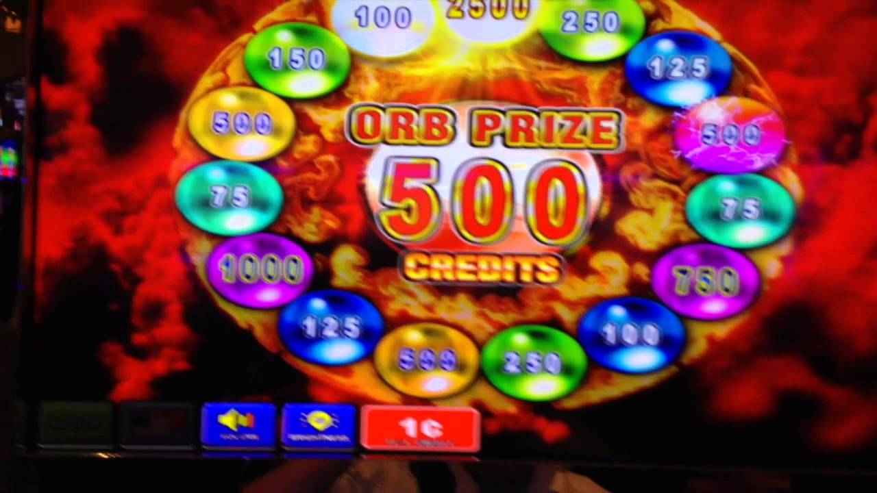 Orb Slot Machine