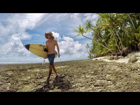 Remote Surf Safari, the Search is Real (Sailing Nandji) Ep 81