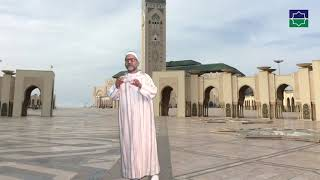 العلامة الشيخ مولاي الحسن العبدي رحمه الله. الأستاذ مولاي أحمد صبير الإدريسي