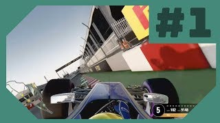 F1 2017 Online   BEST MOMENTS #1