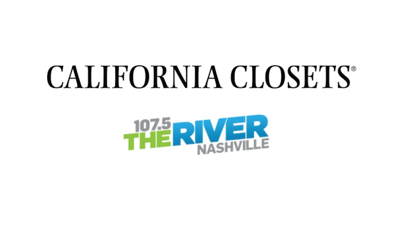 From Start To Finish {Woody And Jim | 107.5 The River}. California Closets  Nashville