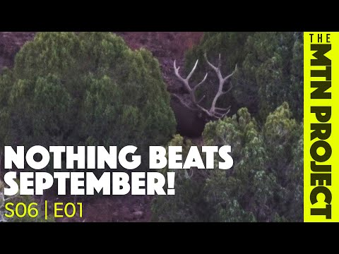 Arizona Archery Elk Hunt - S06E01