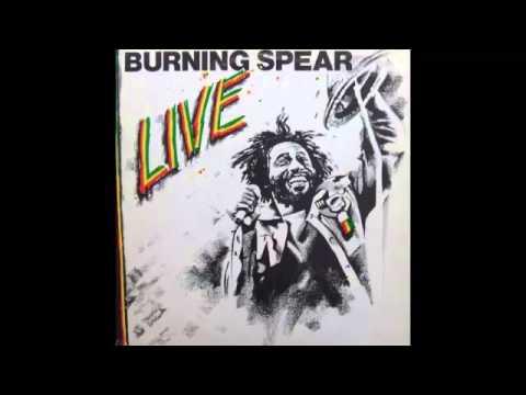 BURNING SPEAR - SLAVERY DAYS