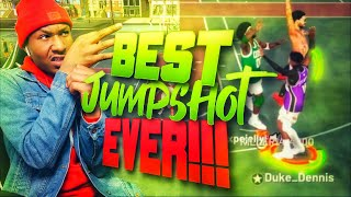 NEW! Best Jumpshot EVER on NBA 2K19 For all archetypes and builds! NBA 2K19 BEST JUMPSHOT