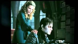 Johnny Depp as Vampire on movie