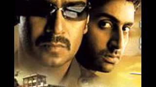 Bas Ek Baar  With Lyrics  -Zameen (2003) - Official HD Video Song