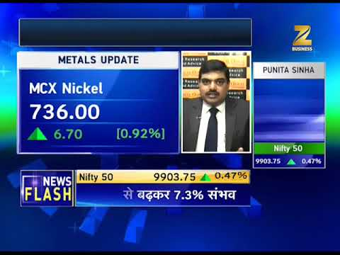 Commodities Live: Sell Crude Oil, Lead; Buy Copper, Nickel, Aluminium