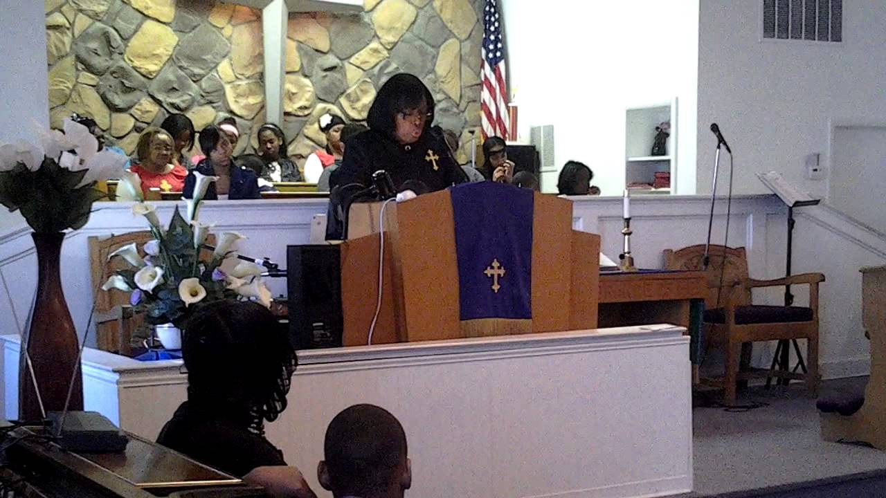 Pastor Twylla Lucas Friends and Family day sermon - YouTube
