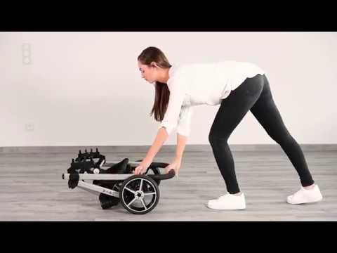 Детская коляска VIP GTS XL . Видео №1