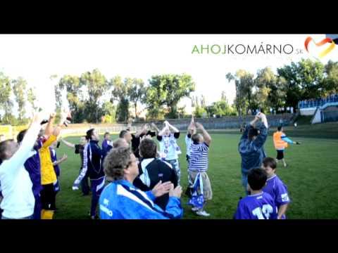 8b6b823309 Oslavy hráčov KFC Komárno - YouTube