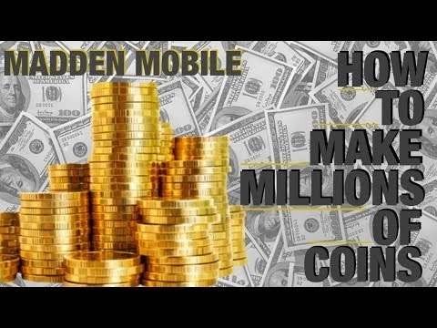 (NEW) MADDEN MOBILE UNLIMITED COIN GLITCH (WORKING 2/17/15)