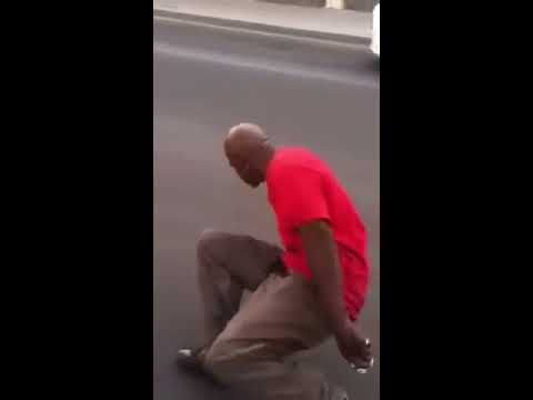 Streets of Las Vegas (CrackHeads Fighting)