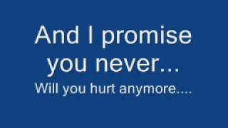Repeat youtube video This I Promise You-Nsync [Lyrics]