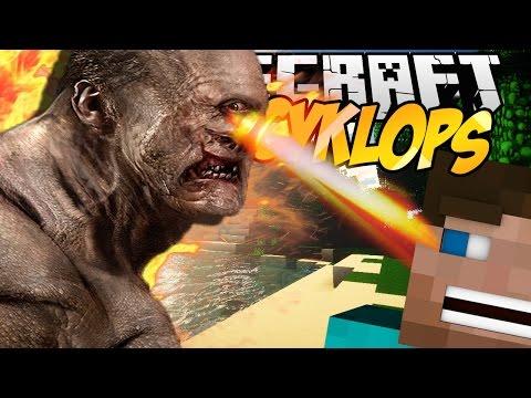 Minecraft mody! CYKLOP NOWI BOSOWIE?! | KINGS MOD